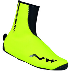 Northwave Sonic 2 Overschoenen Heren, yellow fluo/black